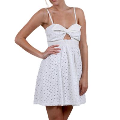 Eligible Little White Dress