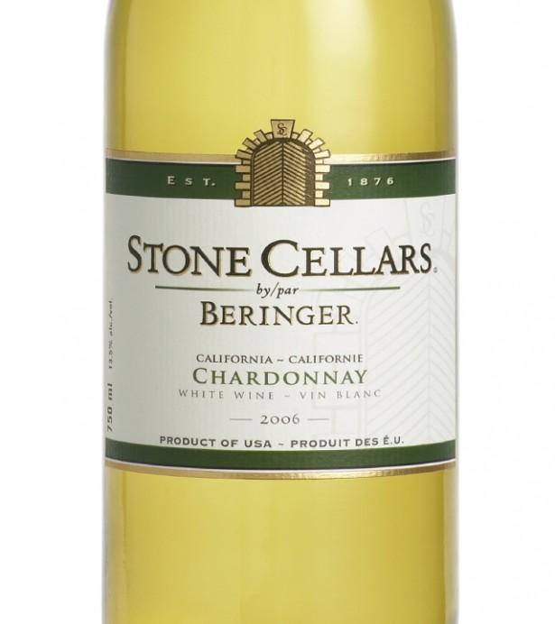 Beringer-Stone-Cellars-Chardonnay-2007-Label