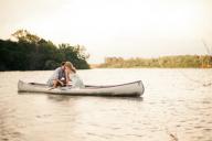 JeffSampsonPhotography_CoupleInCanoe_Canoe_EngagementSession_01
