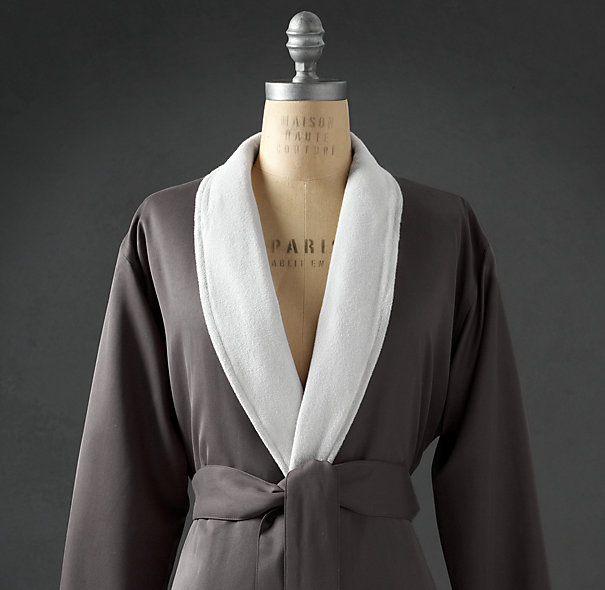 restoration hardware robe (1)