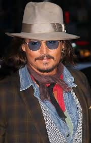 Johnny Depp wearing bandana (1)