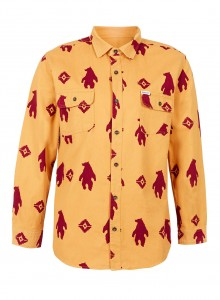 Pattern shirt 3 - Bears & Arizona print