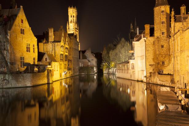 Relais Bourgondisch Cruyce – Bruges, Belgium