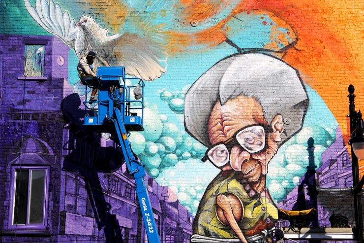 Graffiti Spray Paint Vancouver