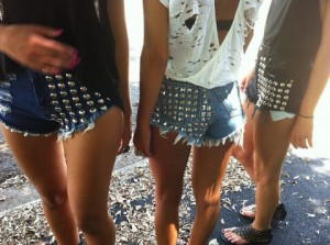 best-studded-denim-shorts-reviews