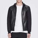 Zanerobe detroit hooded leather bomber got style 299