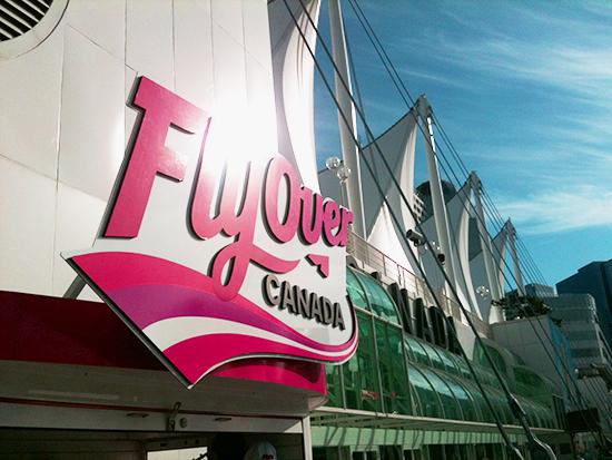 Flyover Canada