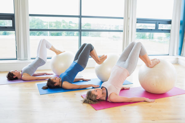 Strong Pelvic Floor Muscles