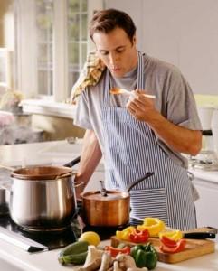 men-cooking