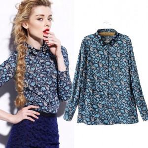 New-2015-Ladies-Fashion-Vestidos-Vintage-Retro-Paisley-Print-Blouse-Shirt-Women-Long-Sleeve-Floral-Blouse