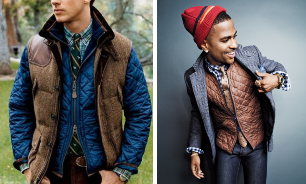 Outerwear Layering