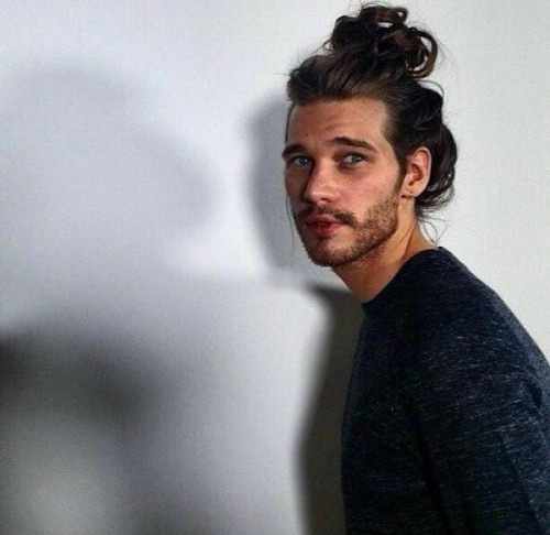 the man bun