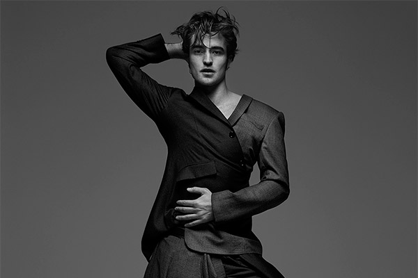 Robert Pattinson A Clothing Designer