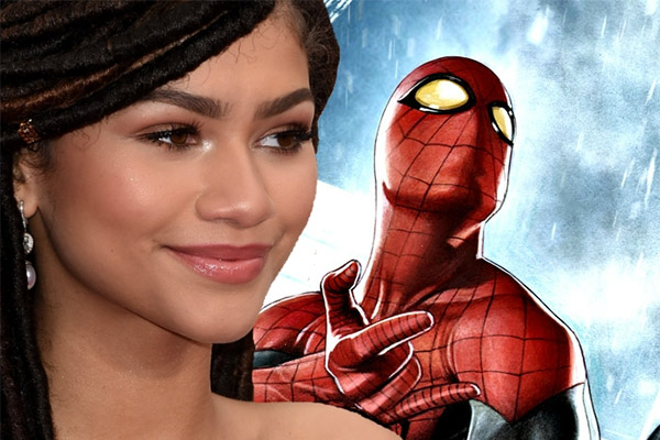 Zendaya And Spider-Man