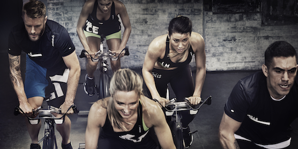Redefining Spin Class: Les Mills Sprint