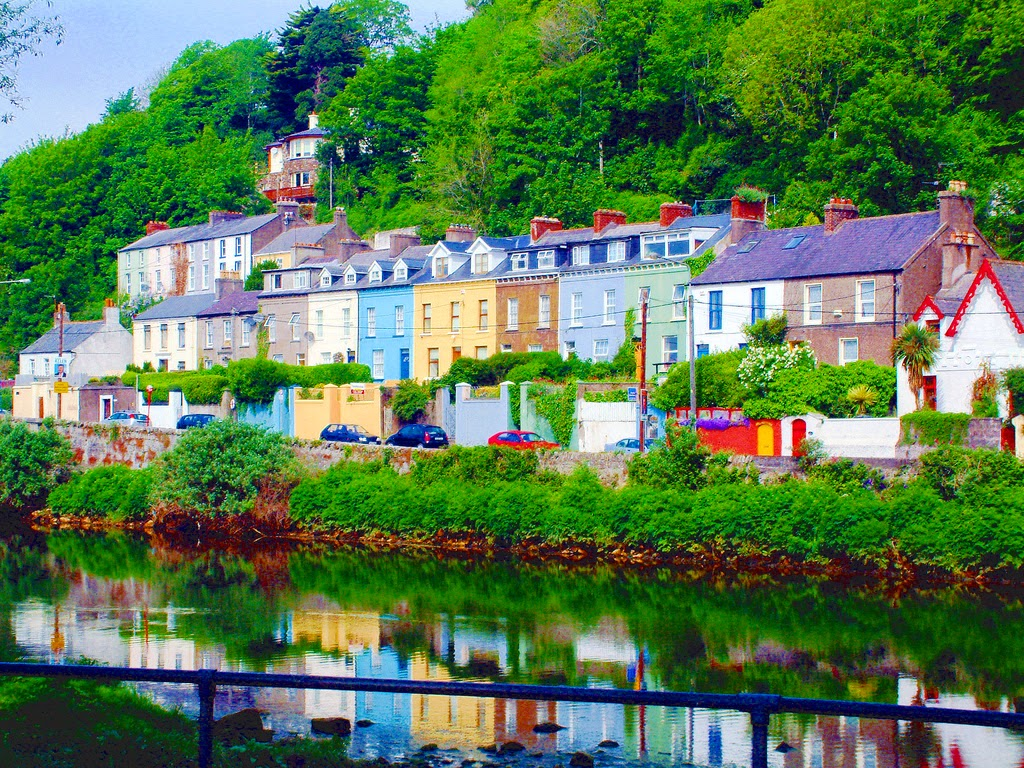 Kinsale Ireland S Colourful Town By The Bay Eligible Magazine