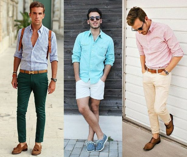 Men S Summer Style 4 Tips To Seize The Day With Your Style Eligible Magazine