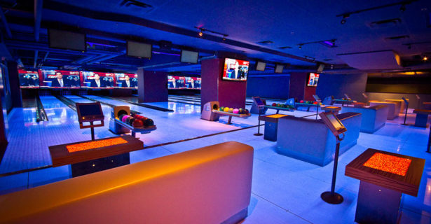 bowling-slide