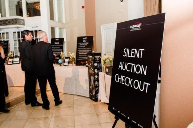 Silent Auction - Photo By Tara Noelle
