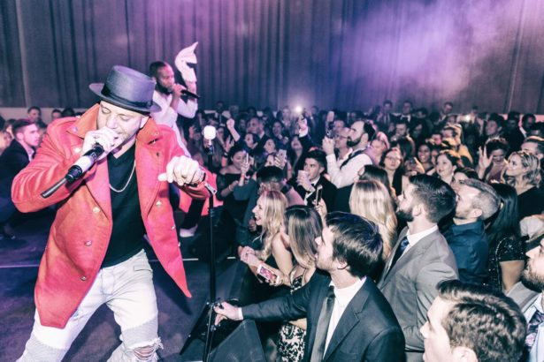 Karl Wolf Performs - Photo By Ryan Emberley