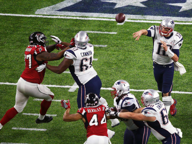 Super Bowl LI - New England Patriots v Atlanta Falcons