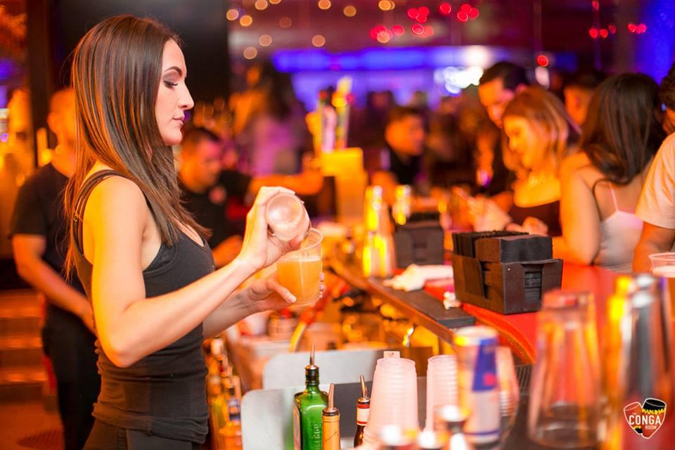 Conga Room Bartender