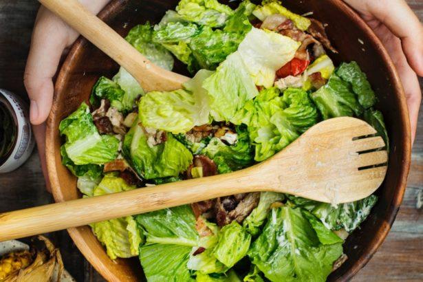 Adding more vegetables